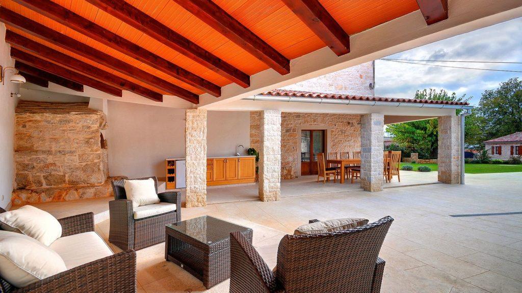 Villa Casamont, Near Bale Istria (5)