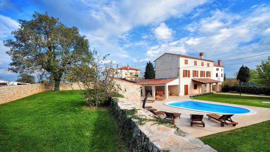 Villa Casamont, Near Bale Istria (6)