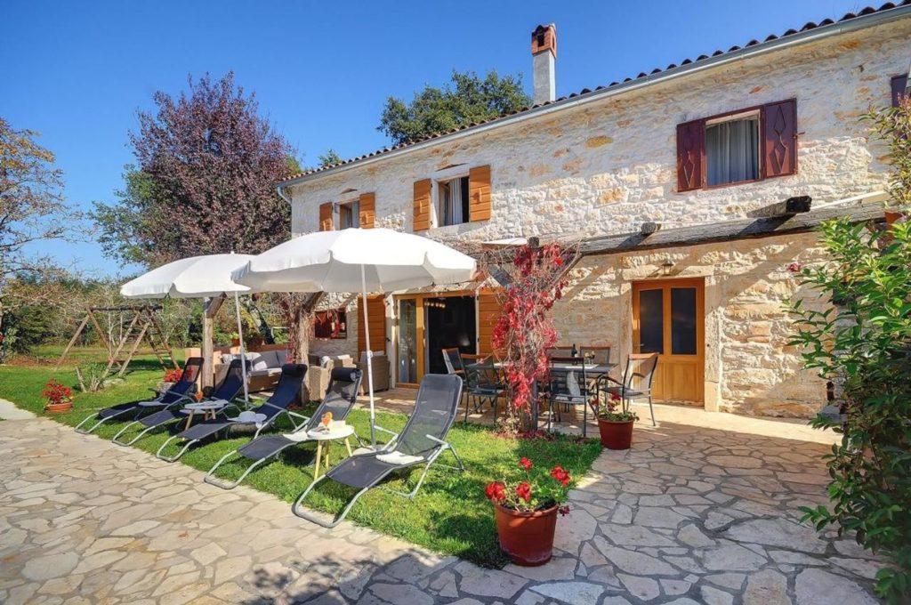 Villa Catherine, Near Rovinj, Istria (1)