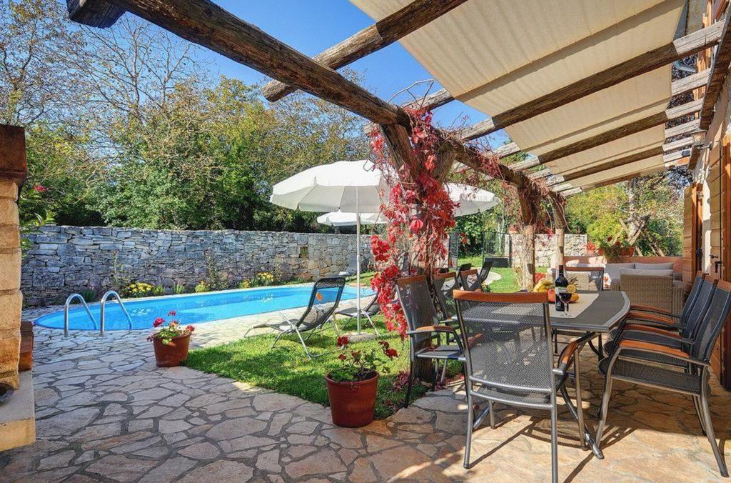 Villa Catherine, Near Rovinj, Istria (28)