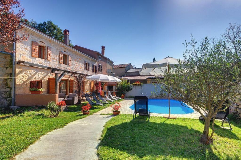 Villa Catherine, Near Rovinj, Istria (6)