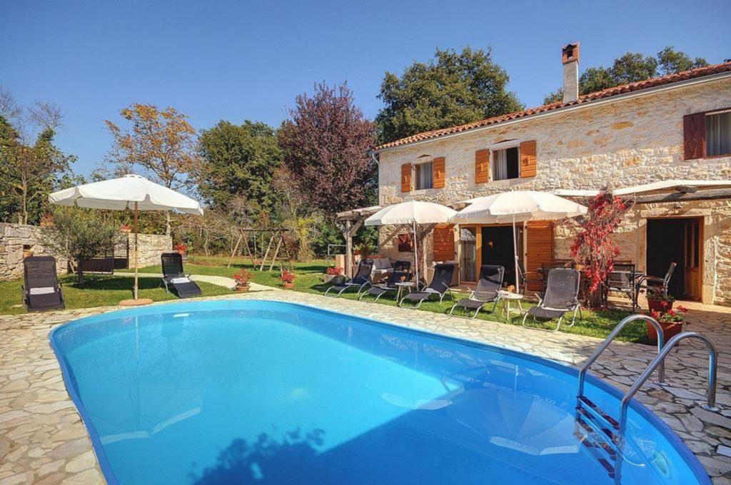 Villa Catherine, Near Rovinj, Istria (7)