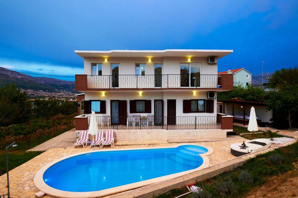 Villa Mauve, Split Town, Split Riviera (1)