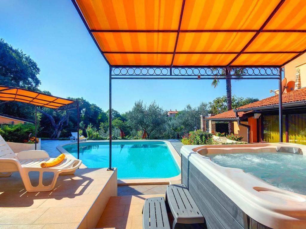 Villa Nicholina , Near Pula, Istria (22)