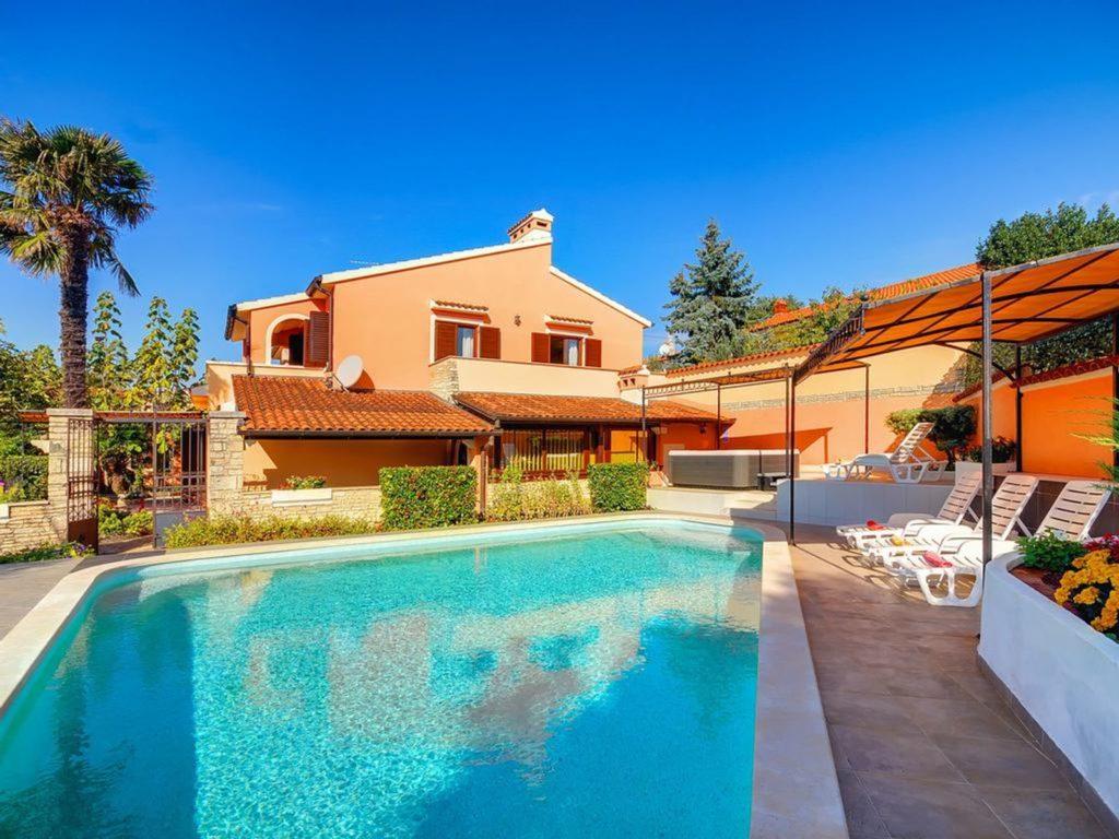 Villa Nicholina , Near Pula, Istria (28)