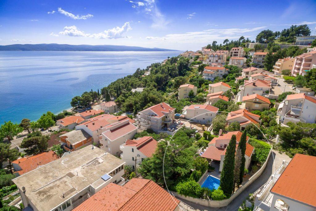 Villa Silvia, Baska Voda, Makarska Riviera (3)