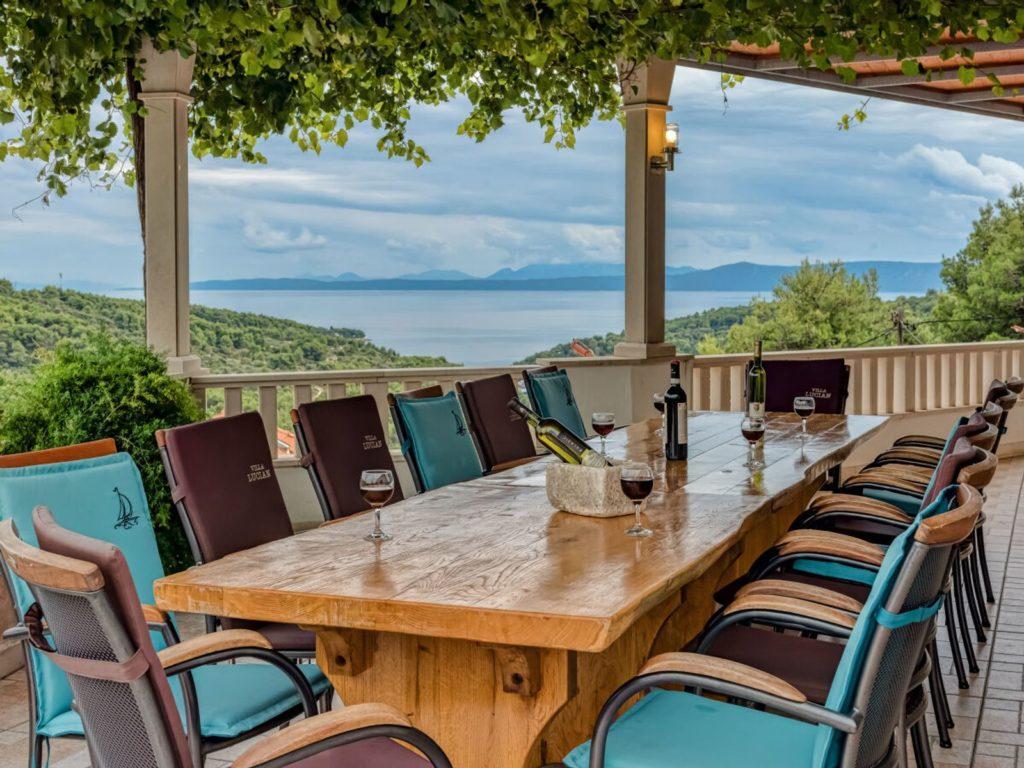 Villa Tania, Selca, Brac Island (10)