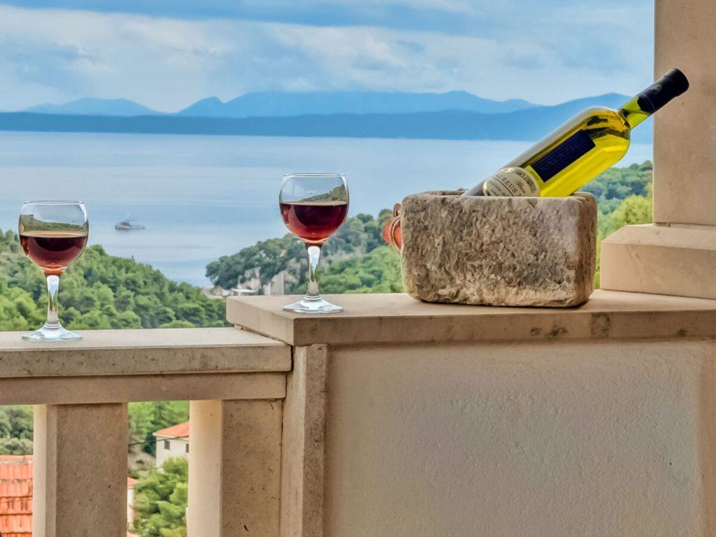 Villa Tania, Selca, Brac Island (11)