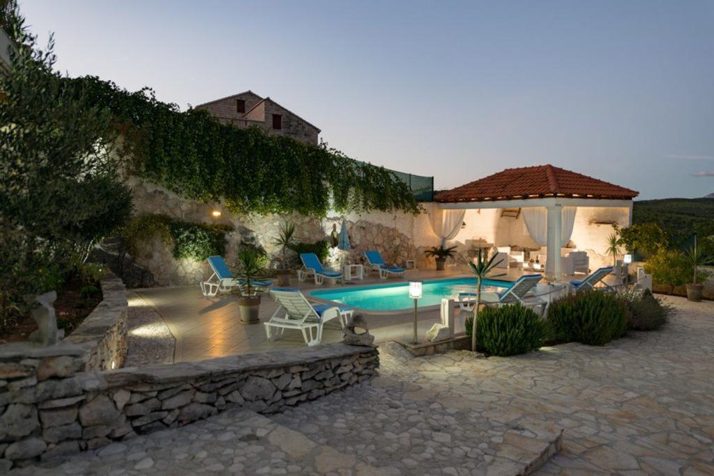 Villa Tania, Selca, Brac Island (16)