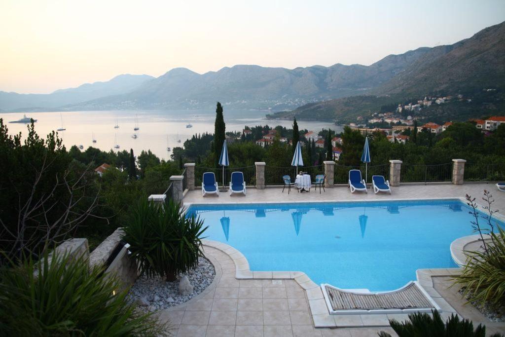 Villa Topaz Apartments, Cavtat Bay, Dubrovnik Riviera (1)