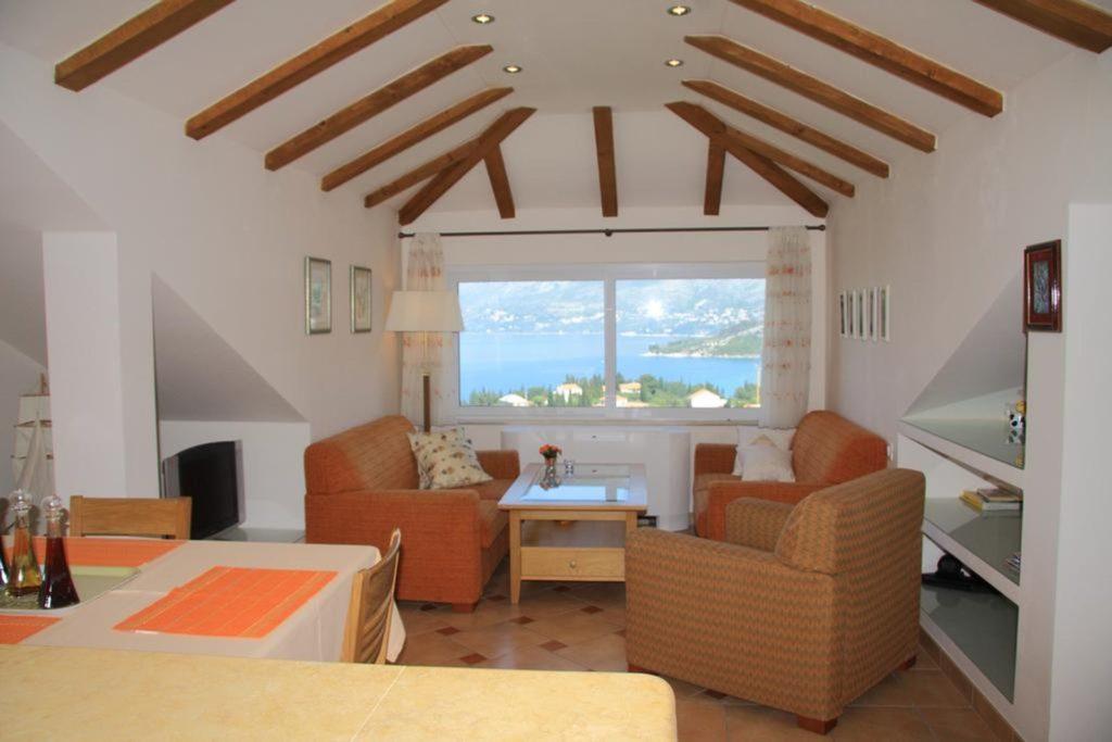 Villa Topaz Apartments, Cavtat Bay, Dubrovnik Riviera (11)