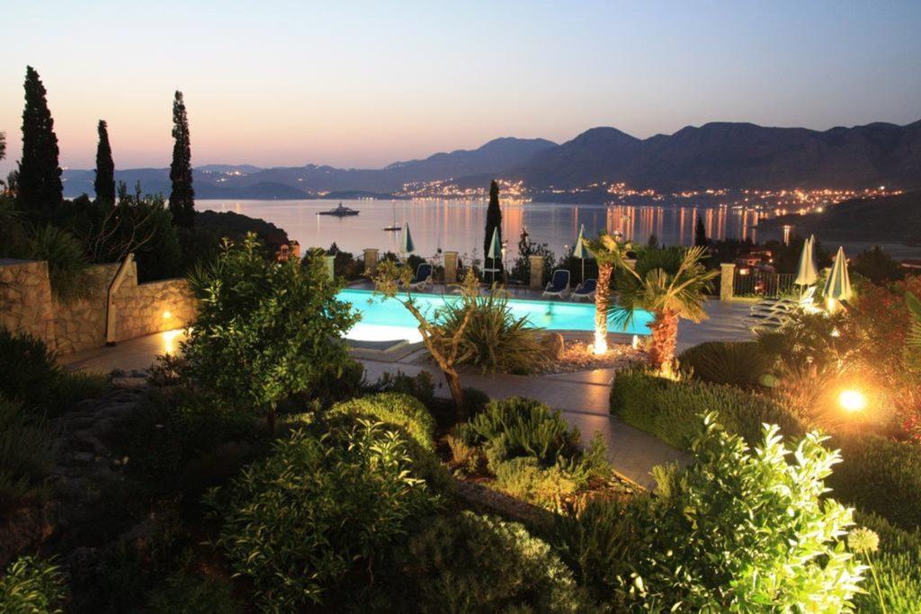 Villa Topaz Apartments, Cavtat Bay, Dubrovnik Riviera (15)