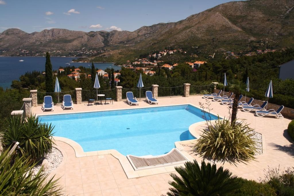 Villa Topaz Apartments, Cavtat Bay, Dubrovnik Riviera (3)