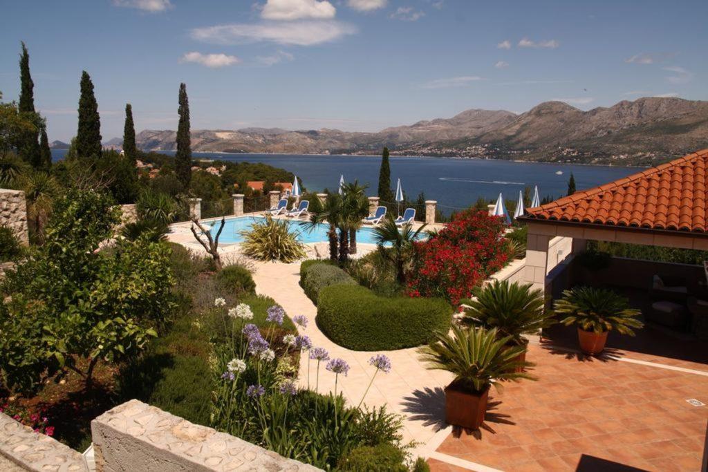 Villa Topaz Apartments, Cavtat Bay, Dubrovnik Riviera (4)