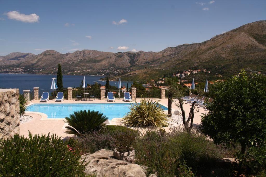 Villa Topaz Apartments, Cavtat Bay, Dubrovnik Riviera (5)