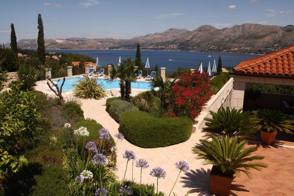 Villa Topaz Apartments, Cavtat Bay, Dubrovnik Riviera (6)