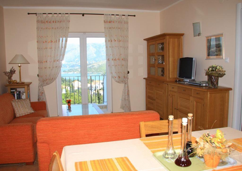 Villa Topaz Apartments, Cavtat Bay, Dubrovnik Riviera (8)