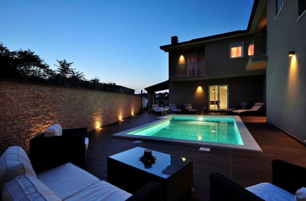 Villa Vincelo, Near Rovinj, Istria (13)