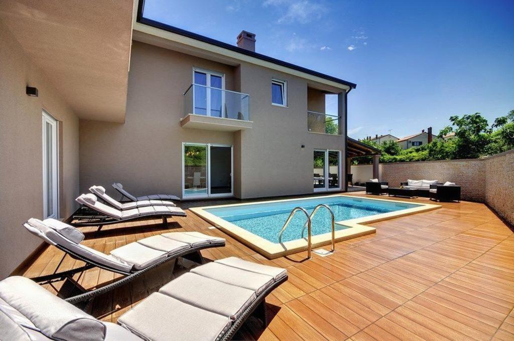 Villa Vincelo, Near Rovinj, Istria (7)