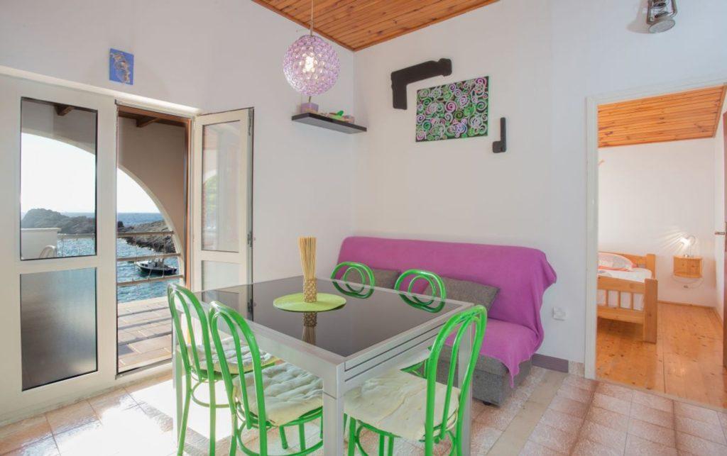 Apartment Azure, Zarace Bay, Hvar Island (16)