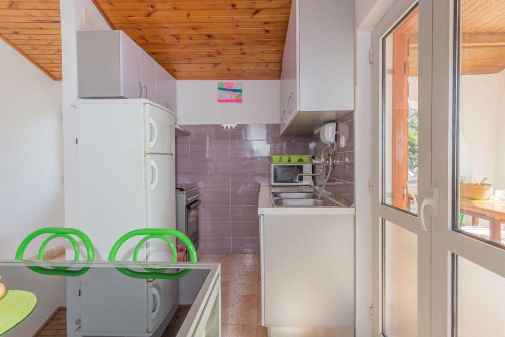 Apartment Azure, Zarace Bay, Hvar Island (18)