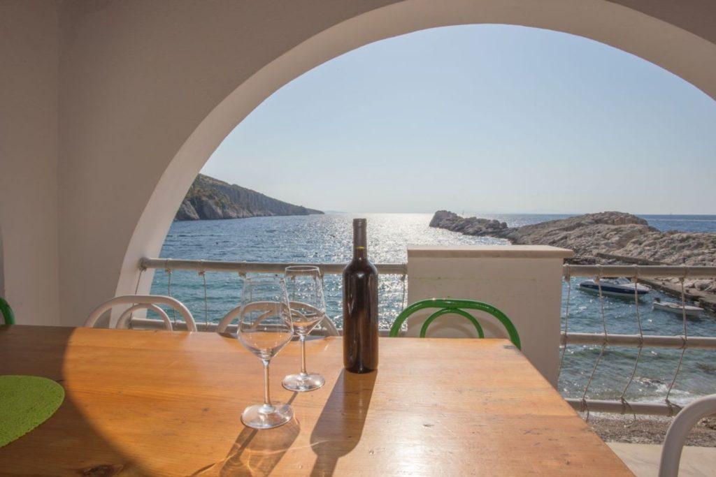 Apartment Azure, Zarace Bay, Hvar Island (26)
