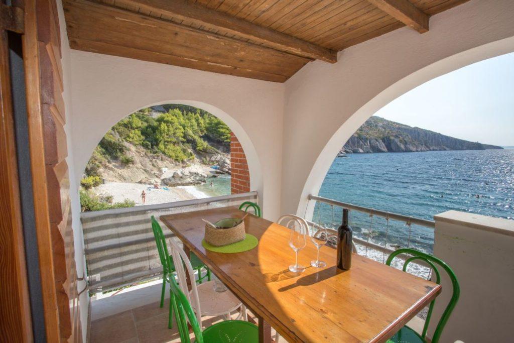 Apartment Azure, Zarace Bay, Hvar Island (27)