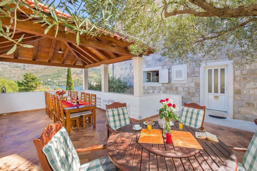 Villa Sophia, Zaton, Dubrovnik Riviera (8)