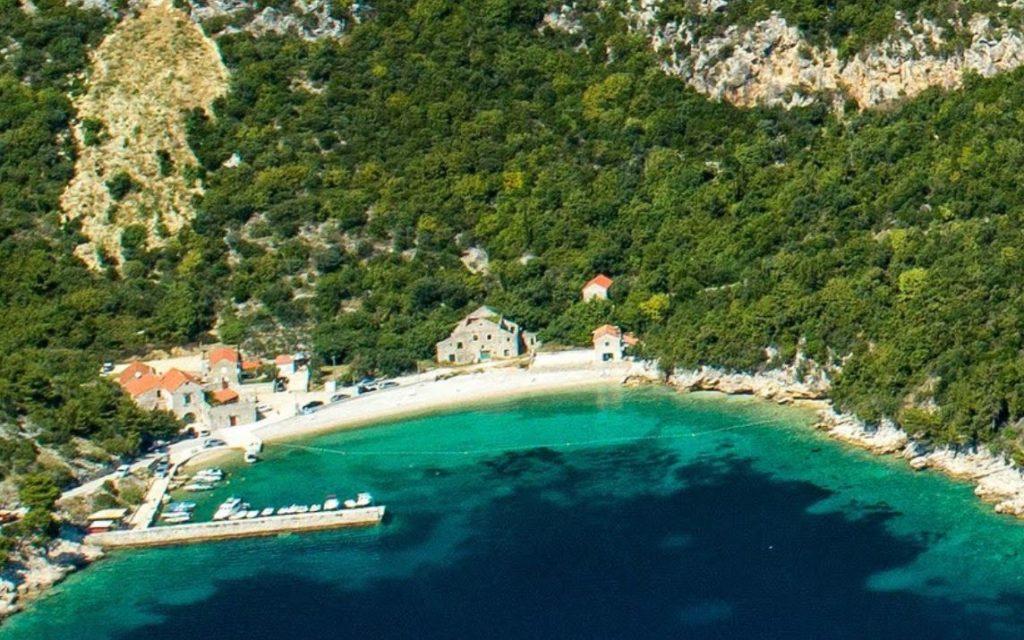 Brsecine Beach, Dubrovnik Riviera
