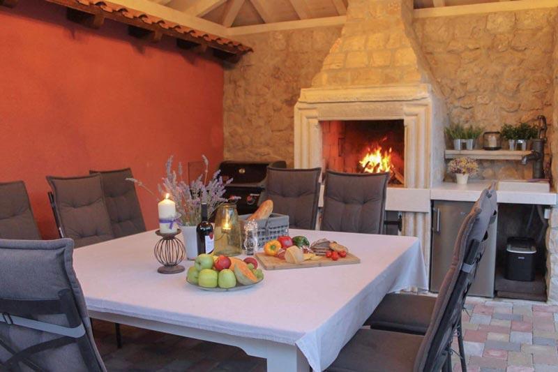 Summer Villa, Mlini Bay, Dubrovnik Riviera (9)