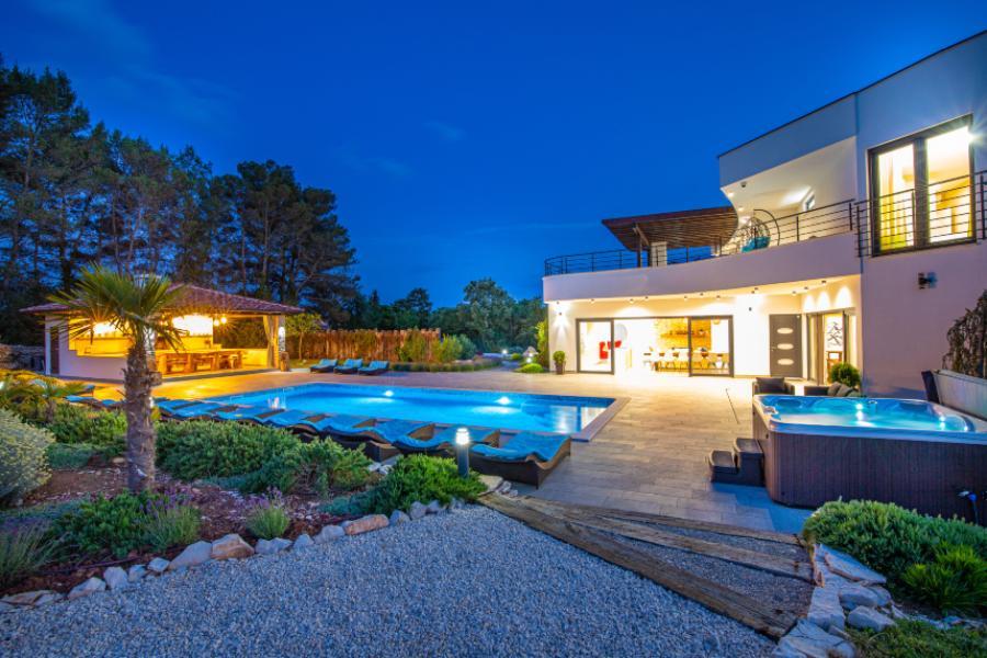 Villa Dream, near Pula, Istria TH