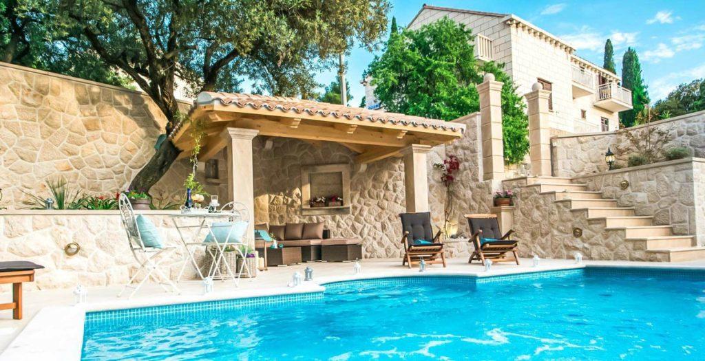 Villa Cavtat, Cavtat Bay, Dubrovnik RIviera (3b)