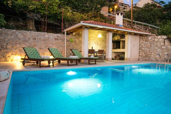 Villa Lumiere, Mlini Bay, Dubrovnik Riviera (116)