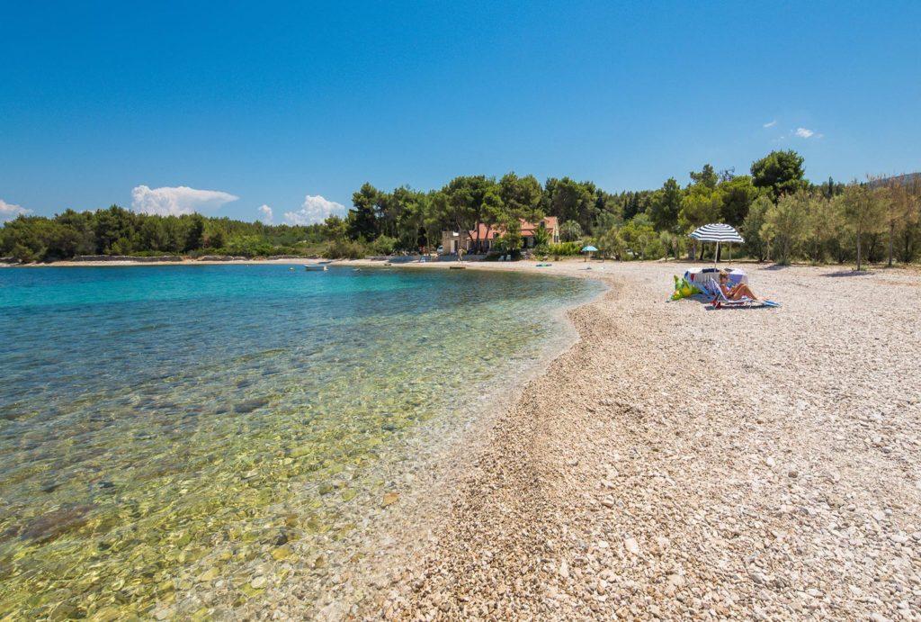 Villa Romantica, Mirca Bay, Brac Island (1)