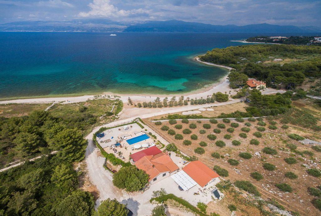 Villa Romantica, Mirca Bay, Brac Island 2