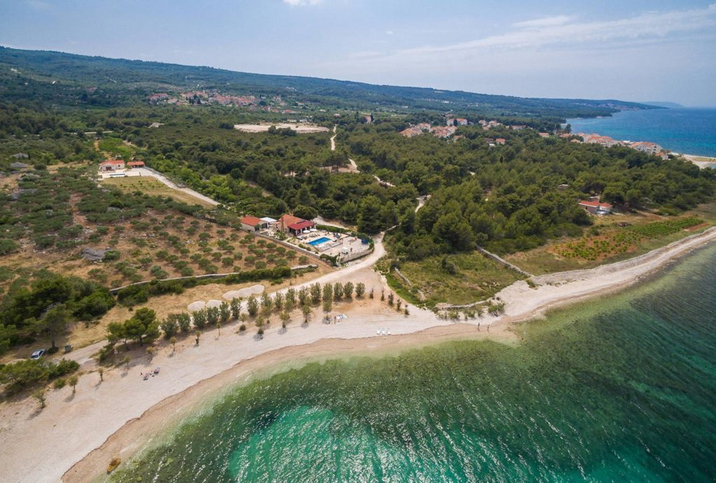 Villa Romantica, Mirca Bay, Brac Island (2)