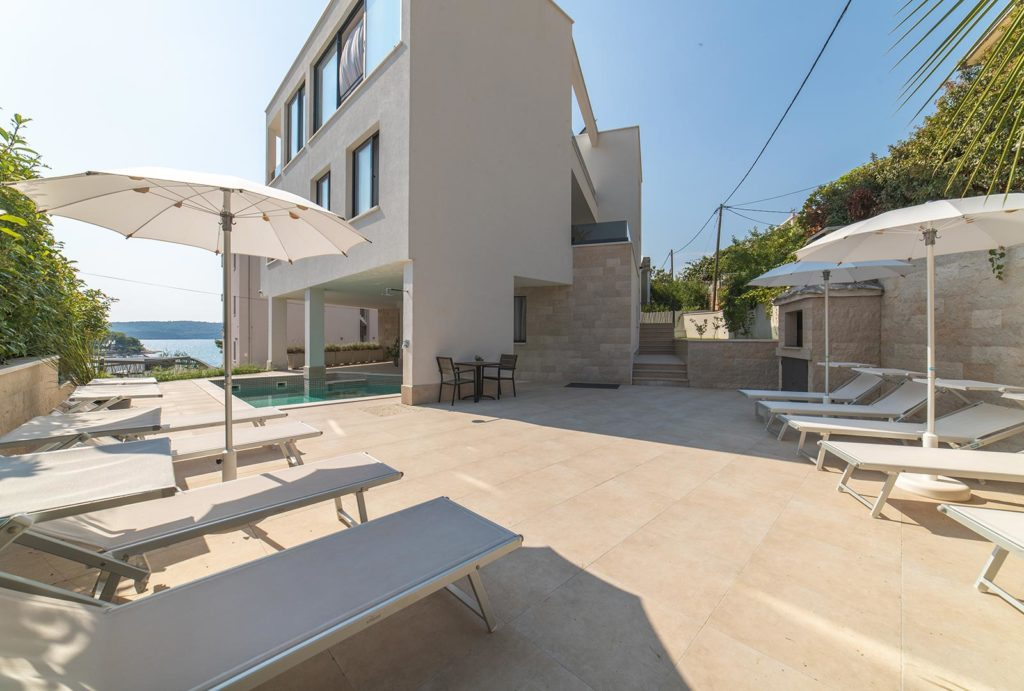 Villa Nouveau, Saldun Bay, Okrug Gornji, Split Riviera (8)