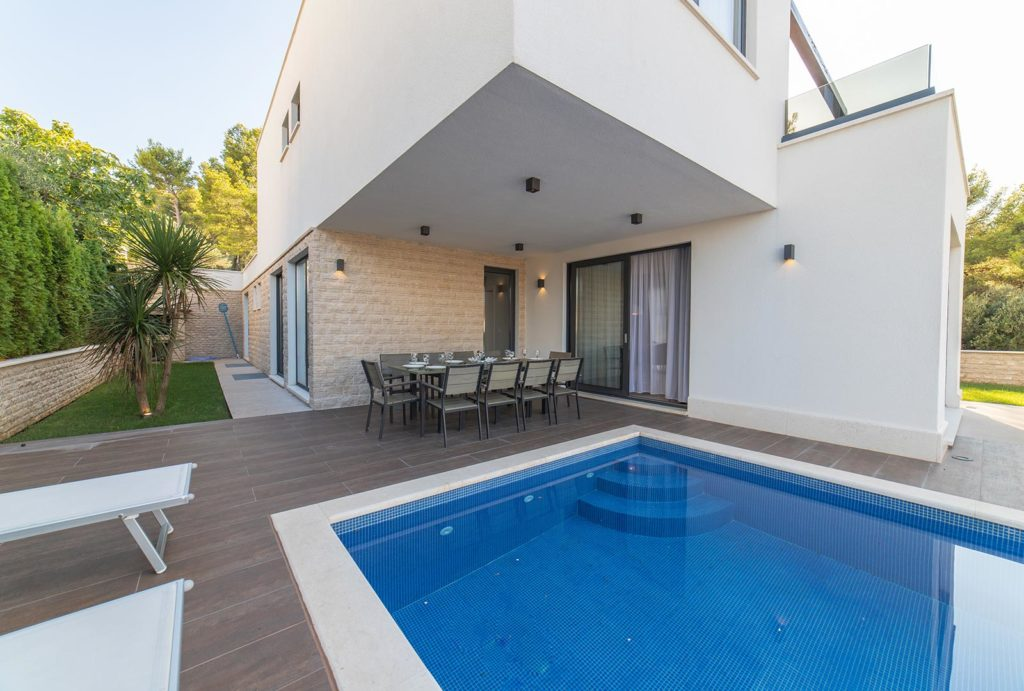 Villa Seraphine & Moonstone, Okrug Gornji, Split Riviera (5)