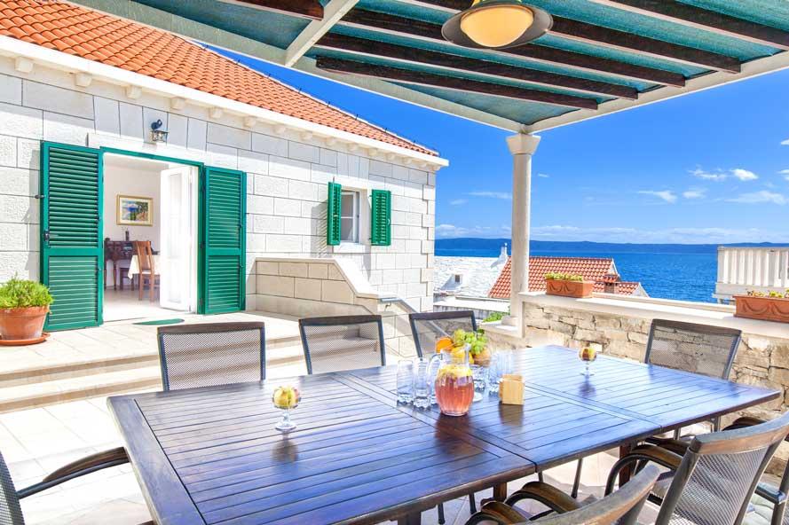 Villa Milena, Sumartin Bay, Brac Island (31)