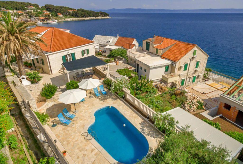 Villa Milena, Sumartin Bay, Brac Island (42)