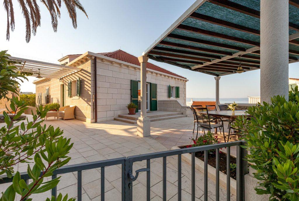Villa Milena, Sumartin Bay, Brac Island (9)