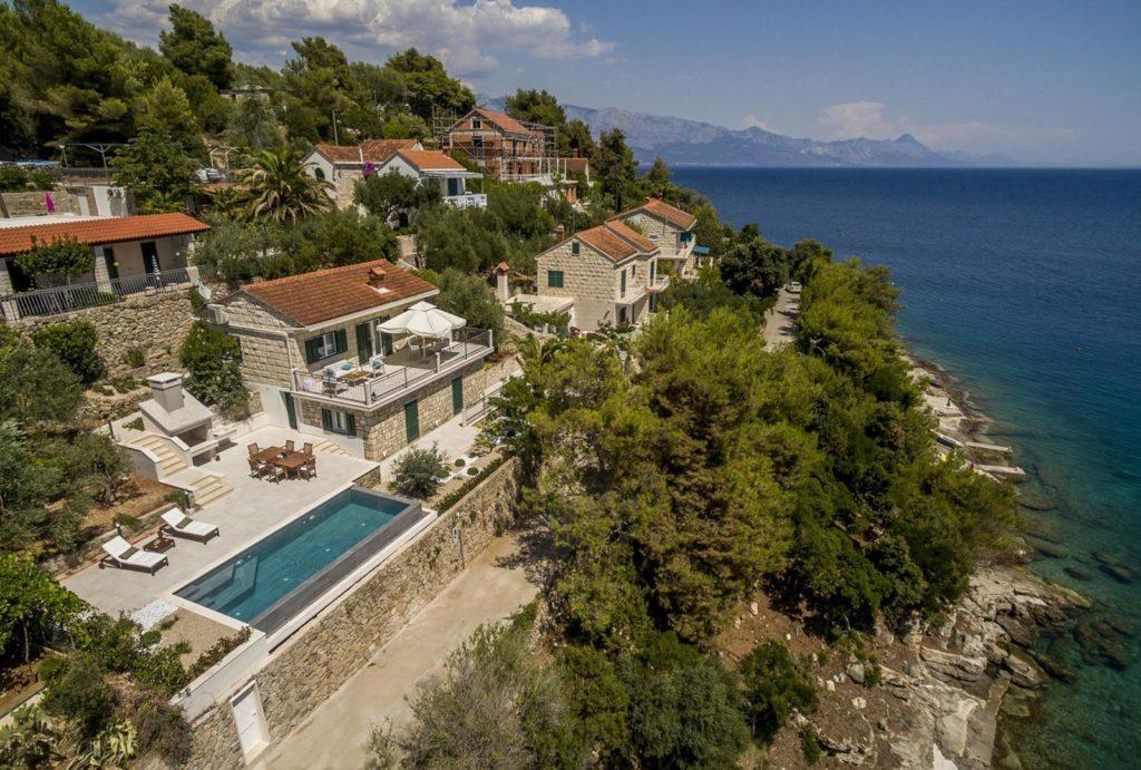 Villa-Mirela,-Sumartin-Bay,-Brac-Island-(4)