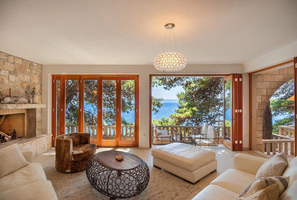 Villa Oceanfront, Sumartin Bay, Brac Island (10)