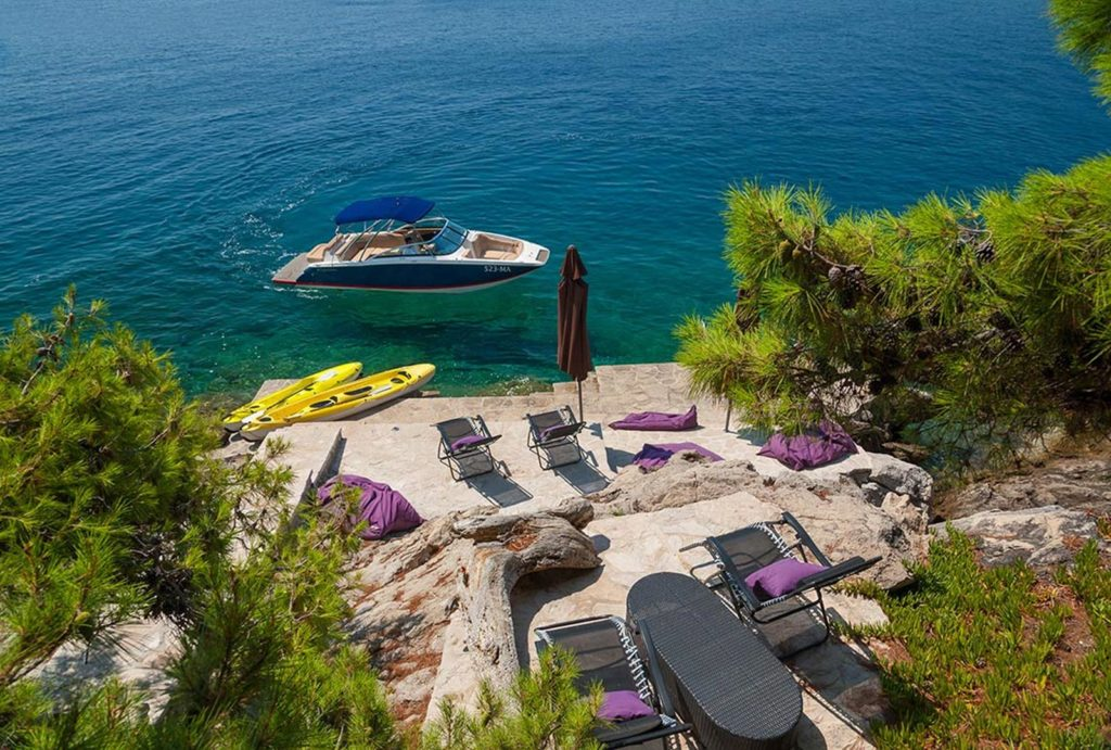 Villa Oceanfront, Sumartin Bay, Brac Island (30)