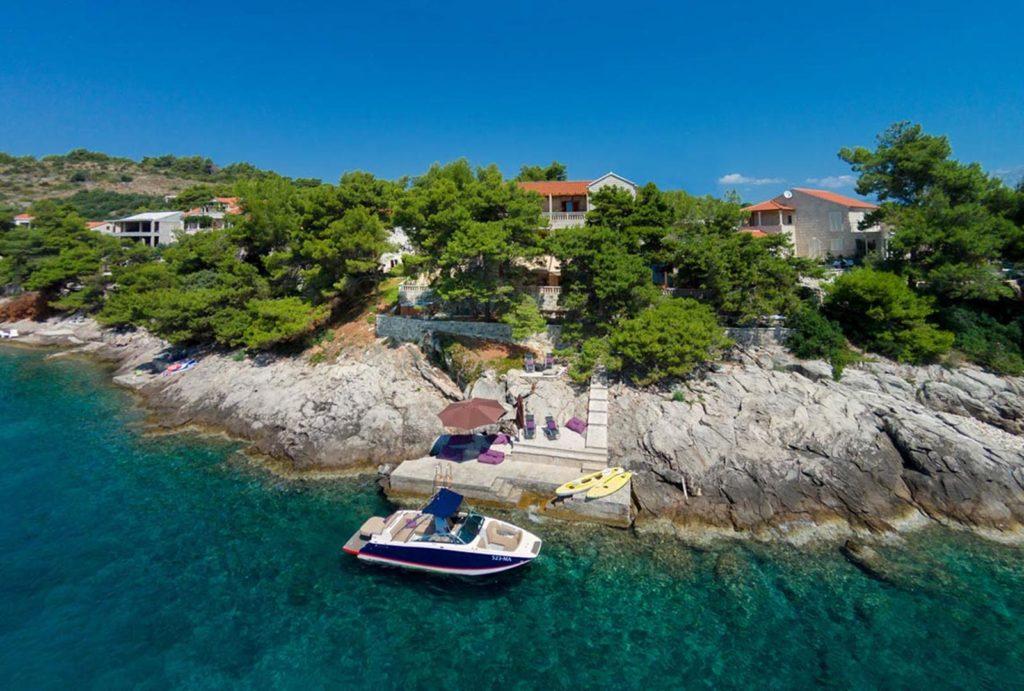 Villa Oceanfront, Sumartin Bay, Brac Island (32)