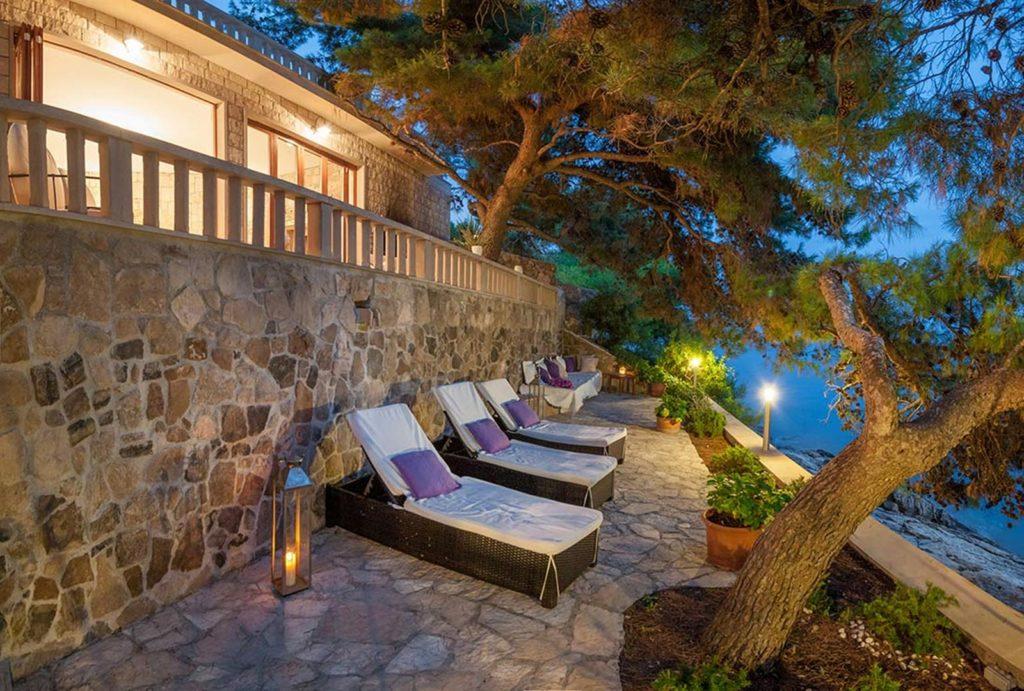 Villa Oceanfront, Sumartin Bay, Brac Island (35)