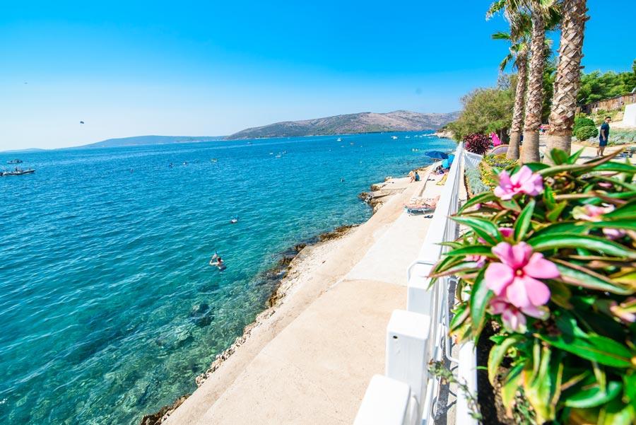 Belvedere Beach, Seget Vranjica Bay, Split (22)