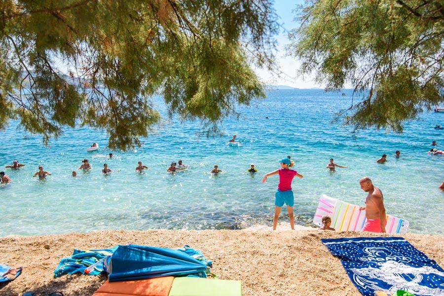 Belvedere Beach, Seget Vranjica Bay, Split (50)