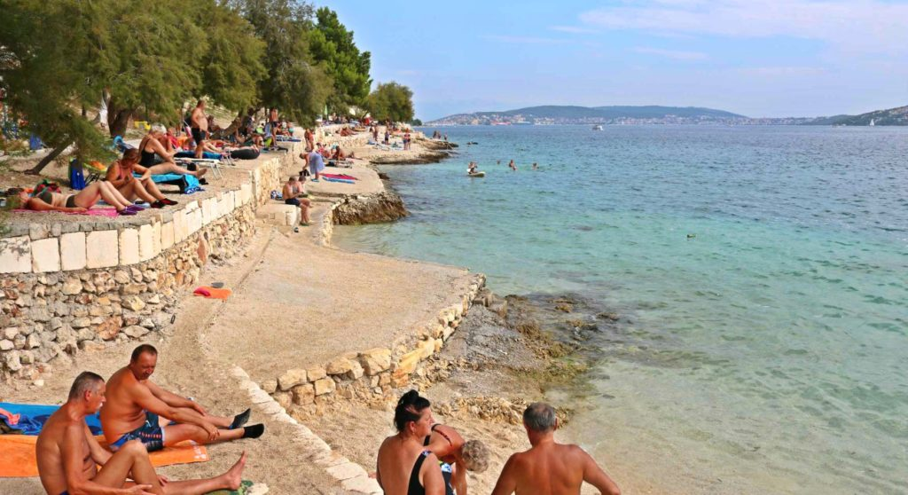 Belvedere Beach, Seget Vranjica, Split Riviera 3 (4)